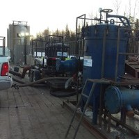 Hydrocarbon removal filtration services