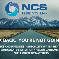 NCS Fluid Handling Systems is a refeshing change from the old suppliers offering the same old thing and not advancing the market or meeting customer needs in a changing environment.