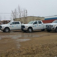 NCS Fluid Handling Systems fleet of  trucks