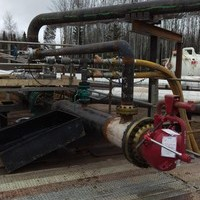 Mods and Process piping Hydro testing services on site in Canada