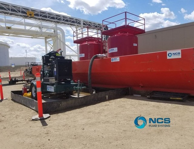 NCS Fluid Systems is an industry leader in water treatment and filtration solutions