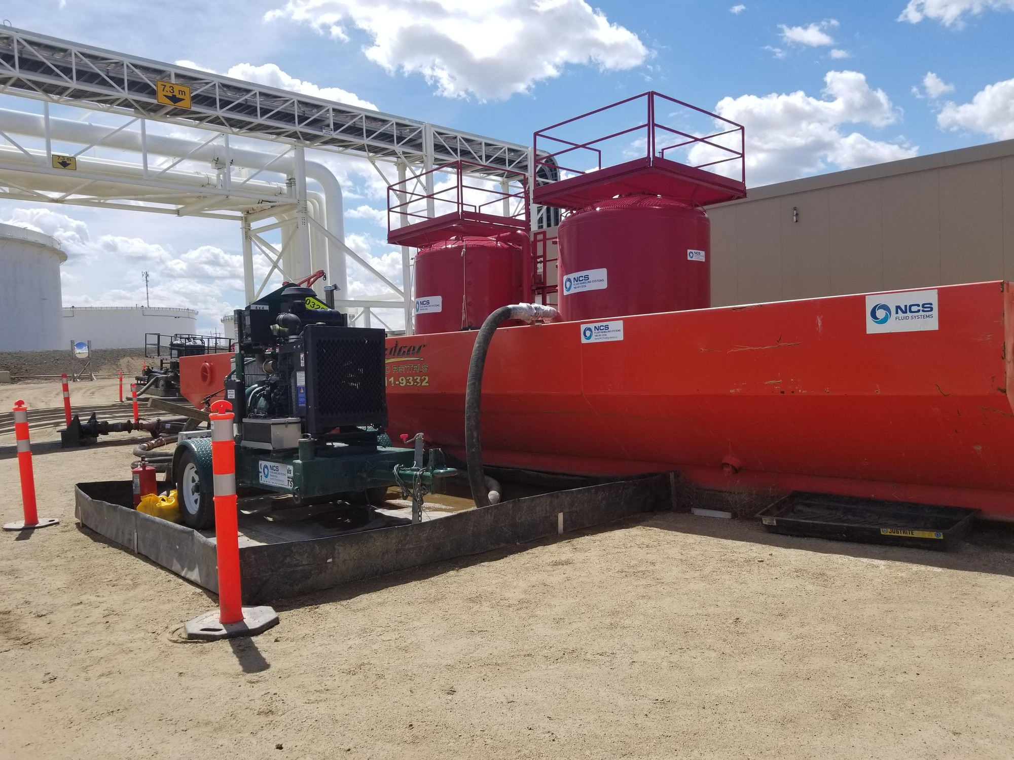 Industrial Filtration Equipment : Ncs fluid handling systems news