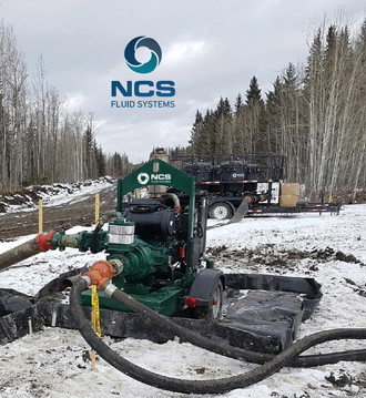 NCS Fluid Systems - Pipeline Hydrotest